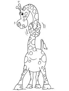 Girafe 20