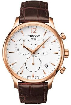 Tissot Watch Tradition Chronograph