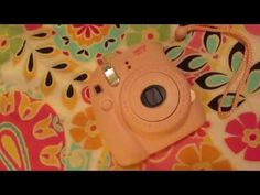 Fujifilm Instax Mini 8 Review and Overview-Perfectly Brittney - YouTube
