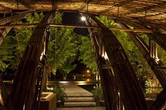 Gallery - Bamboo Wing / Vo Trong Nghia - 8