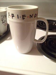 Friends Coffee Mug by EspressoYourselfMugs on Etsy