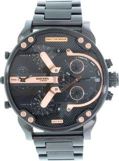 Diesel Men's Mr. Daddy DZ7312 Black Stainless-Steel Quartz Watch | Jewelry & Watches, Watches, Parts & Accessories, Wristwatches | eBay!