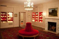 The White House China room. Source: White House