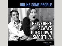 Using rape to sell vodka?In a new advertisement campaign, Belvedere Vodka has released a highly controversial advertisement (picture above) suggesting that drinking Belvedere is easier than raping Belvedere Vodka, Thats The Way, How To Make Light, Rap, At Least, Advertising, Jokes, Politics, Social Media
