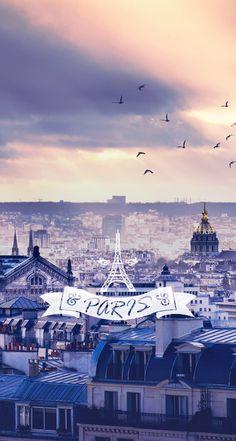 Paris un exelente fondo de pantalla...