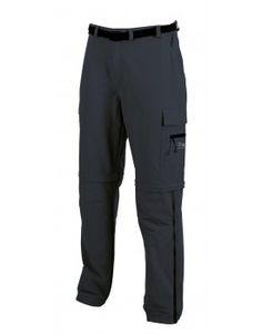 Wander- und Freizeithose aus elastischem Material für optimale Bewegungsfreiheit mit setlichem Reißverschluß.