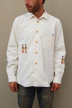 Folk Zevon Shirt