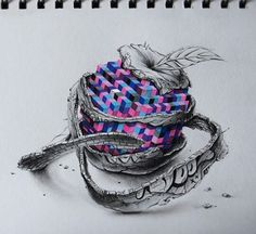 Amazing Artwork from French artist Pez