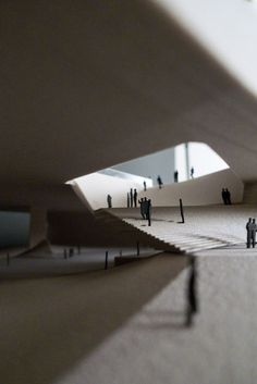 hotphotography: In Between Dissonance and Power Folding Architecture, Architecture Jobs, Gothic Architecture, Landscape Architecture, Public Space Design, Landscape Model, Arch Model, Urban Design, Deconstructivism