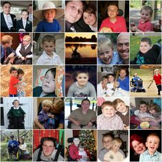 Duchenne – without the sugar-coating. The strongest men, and families, I can imagine!