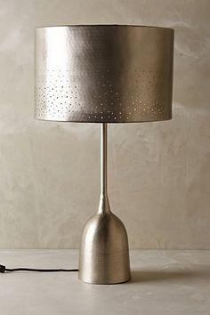 Tincelle Dot Lamp Ensemble #anthropologie