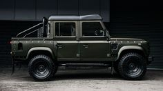 ** LAND ROVER DEFENDER 2.2 TDCI XS 110 BY PROJECT KAHN ** The Land Rover Defender 2.2 TDCI XS 110 By Project Kahn ($88K) is absolutely stunning. This beautiful customization by the London-based company starte...