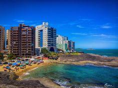 Praia das Virtudes - Guarapari/ES by Erly Nunes Machado on 500px