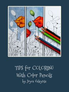 Coloring for Adults How to Color with Color by FreshAirPrintables