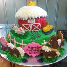 Farm cake & cookies
