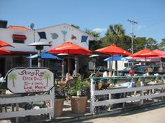Stingray's on Tybee Island