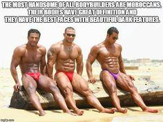 Moroccan Boys Are So Beautiful.