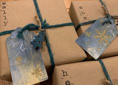Brown Paper, Christmas Wrapping, Wraps, Gift Wrapping, Gifts, Ideas, Kraft Paper, Gift Wrapping Paper, Presents