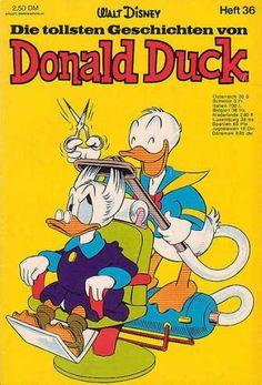 Die Tollsten Geschichten von Donald Duck 36 Pato Donald Y Daisy, Donald Duck, Disney Duck, Disney S, Tweety, New Ducktales, King Koopa, Looney Tunes Bugs Bunny, Duck Tales