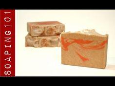 Cold Process - Dead Sea Mud Soap {mineral rich exfoliation} S3W7 Recipe