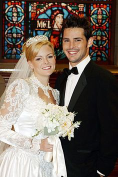Shawn and Belle's wedding on Days of our Lives #dool