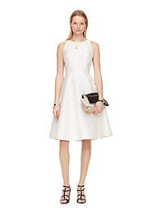 double bow back dress by kate spade new york