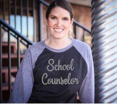 School Counselor Rhinestone Shirt by GlitzEverAfter on Etsy https://www.etsy.com/listing/257680510/school-counselor-rhinestone-shirt