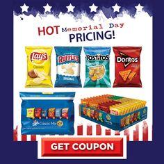 HOT $1/1 Frito-Lay C