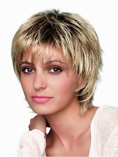 Are you looking for great Wigs casual style online? Short Designed Blonde Straight Bob Wigs that Look Real, here are soft Wigs For Women. Bobs For Thin Hair, Short Straight Hair, Short Hair With Bangs, Short Hair Cuts, Short Hair Over 50, Cute Bob Haircuts, Wavy Bob Hairstyles, Blonde Bob Haircut, Blonde Bobs