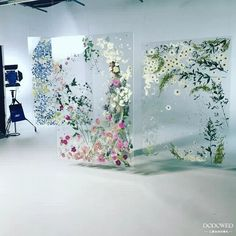 Or a styled shoot installation art 装 置 艺 术 в 2019 г. backdrops, wedding и p Stage Design, Event Design, Deco Floral, Floral Design, Grand Art, Flower Installation, Resin Art, Event Decor, Photo Studio