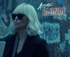 Charlize Theron: Atomic Blonde