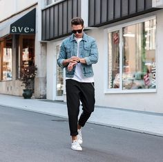 Check out @streetfashionchannel  Cool outfit by @konny100  #mensfashion_guide #mensguide Tag us in your pictures for a chance to get featured.   For daily fashion  @mensfootwear_guide @mensfashion_guide @mensluxury_guide @blvckxstreetwear @mensluxuryfashions  #mensfashion #mensstyle #menswear #dope #swag #swagger #street #streetstyle #menwithstyle #style #streetfashion #streetwear #ootd #fashion #outfit #awesome #menstyle #clothing #instafashion #yeezyboost #blvckfashion #blackfashion #stylish #sneakers #instastyle #fashionporn #model