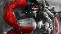 Ken Kaneki Mask Kagune Wallpaper High Resolution Anime 1920×1440