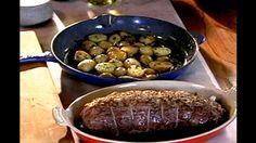 Aprenda com Olivier Anquier a preparar um par perfeito da gastronomia: Rosbife com Batata Sauté