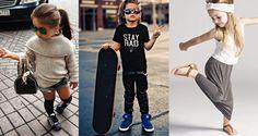 La infancia jamás volverá a ser como la recuerdas, niños fashionistas son lo de hoy ⋮ Es la moda.