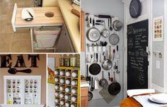 18 solutions de rangement pour optimiser votre cuisine - Des idées