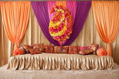 238 best indian wedding decor home decor for wedding images on indian or party floral paisley decor junglespirit