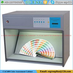CAC600 light box color assessment cabinet light booth lab light box