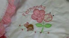 mantas de bebe bordadas - Bing Imagens Baby, Embroidered Baby Blankets, Baby Humor, Infant, Babies, Babys