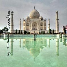 Taj-Mahal in New Delhi, Delhi