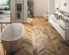 """Afbeeldingsresultaat voor """"fish bone"""" floor wood bathroom"""