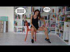 Ayşe Tolga ile Üst Bacak Egzersizleri 1 - YouTube