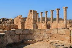 Les sites archéologiques de Paphos à Chypre : 80 merveilles qui vont vous faire aimer l'Europe - Linternaute