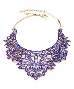 Another great find on #zulily! Purple Athena Necklace by Amrita Singh #zulilyfinds