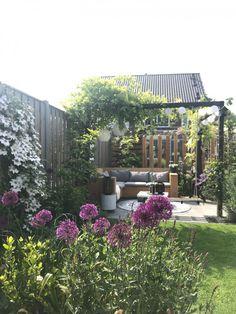 Garden Floor, Balcony Garden, Dream Garden, Home And Garden, Patio Plans, Garden Privacy, Interior Garden, Garden Inspiration, Outdoor Gardens