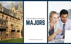 In search of the best college majors for the future? Our in-depth guide will explore the best college majors with the highest paying salaries after graduation, projected job growth, and employer demand! College Majors, College Fun, Education College, Higher Education, College Tips, Marine Engineering, Harvard Business School, Online College, Marketing Jobs