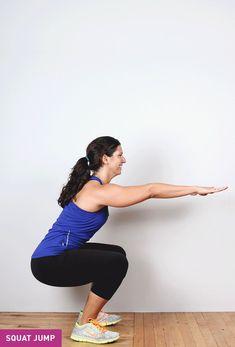35 Cardio-Based Bodyweight Exercises #fitness #workout #bodyweight