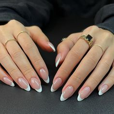 Simple Acrylic Nails, Best Acrylic Nails, Simple Nails, Jk Nails, Basic Nails, Acylic Nails, Oval Nails, Funky Nails, Fire Nails