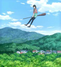 Makoto Kowata @ flying witch