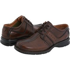 Clarks Touareg $90.00 # This casual dress shoe is a real winner. # Offering versatile styling, ergonomic design and incredible comfort in one shoe. # With all the great features for which we're known – Ortholite footbed, full-grain leather uppers, polyurethane outsole, cornerstitch construction.